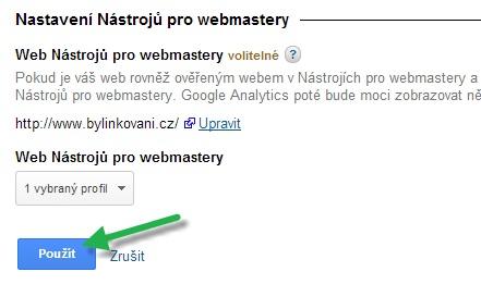 Nástroje pro webmastery 3