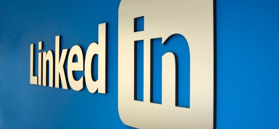 Linked in sociální síť