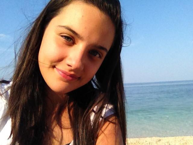 Dominika Gregorová, autorka projektu Děti dětem
