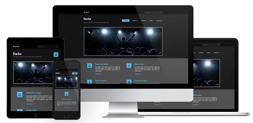 Responzivní design webových stránek na Webnode