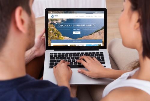 Ukázka webových stránek, které lze vytvořit na Webnode